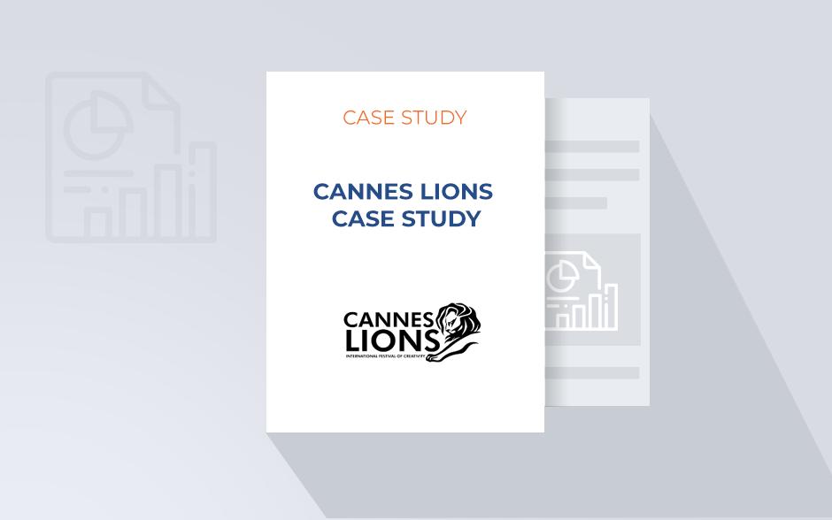 Cannes Lions Case Study