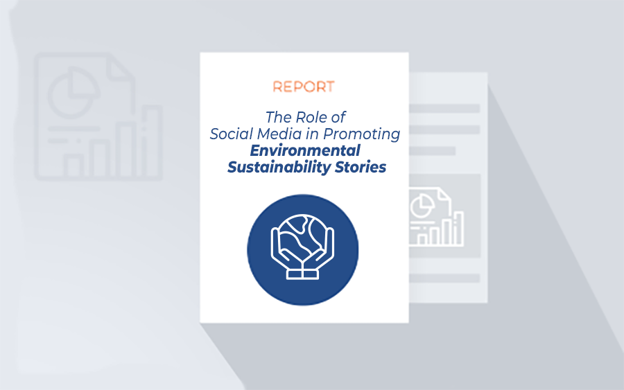 Role of Social Media in Promoting Environmental Sustainability Stories 2020-1