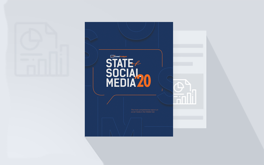 State of Social Media Report in MENA Region 2020