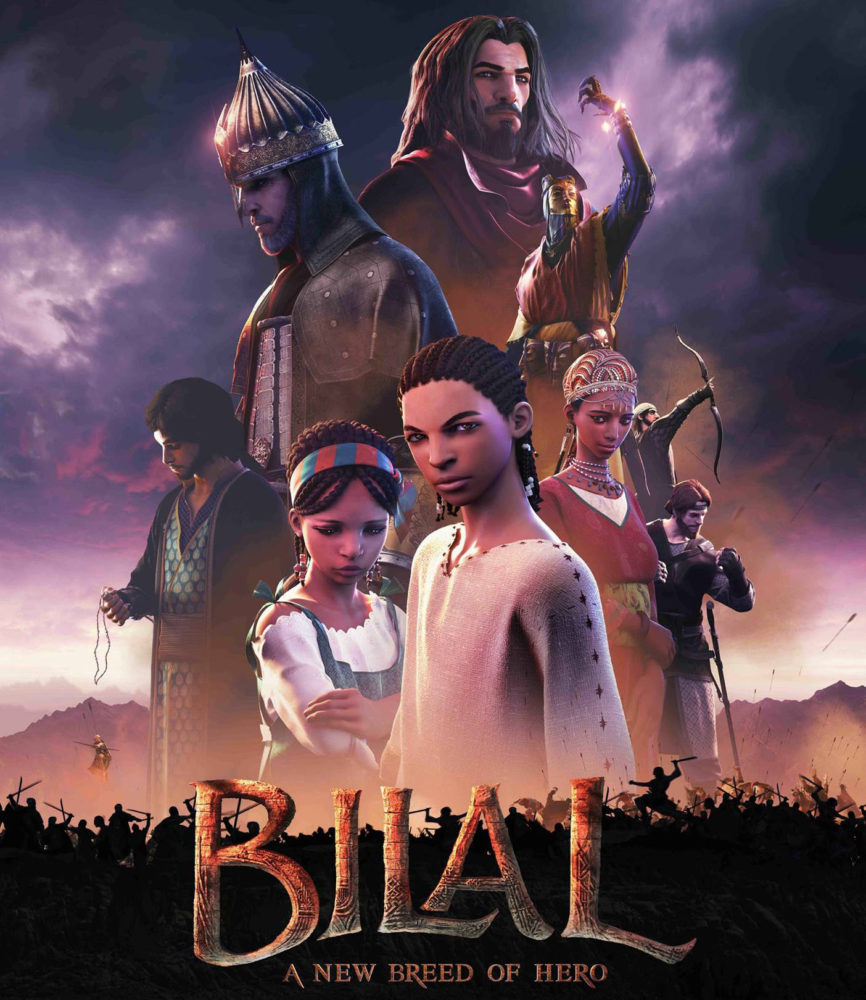 Bilal: Hero Brings Middle Eastern History to West