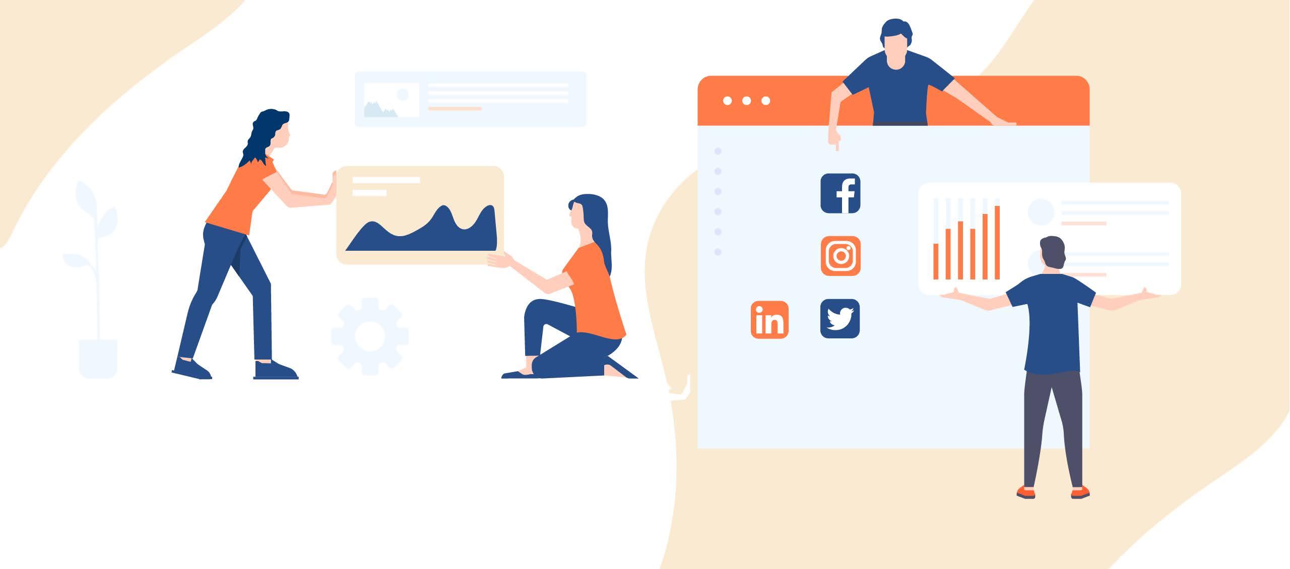 Agencies and social media