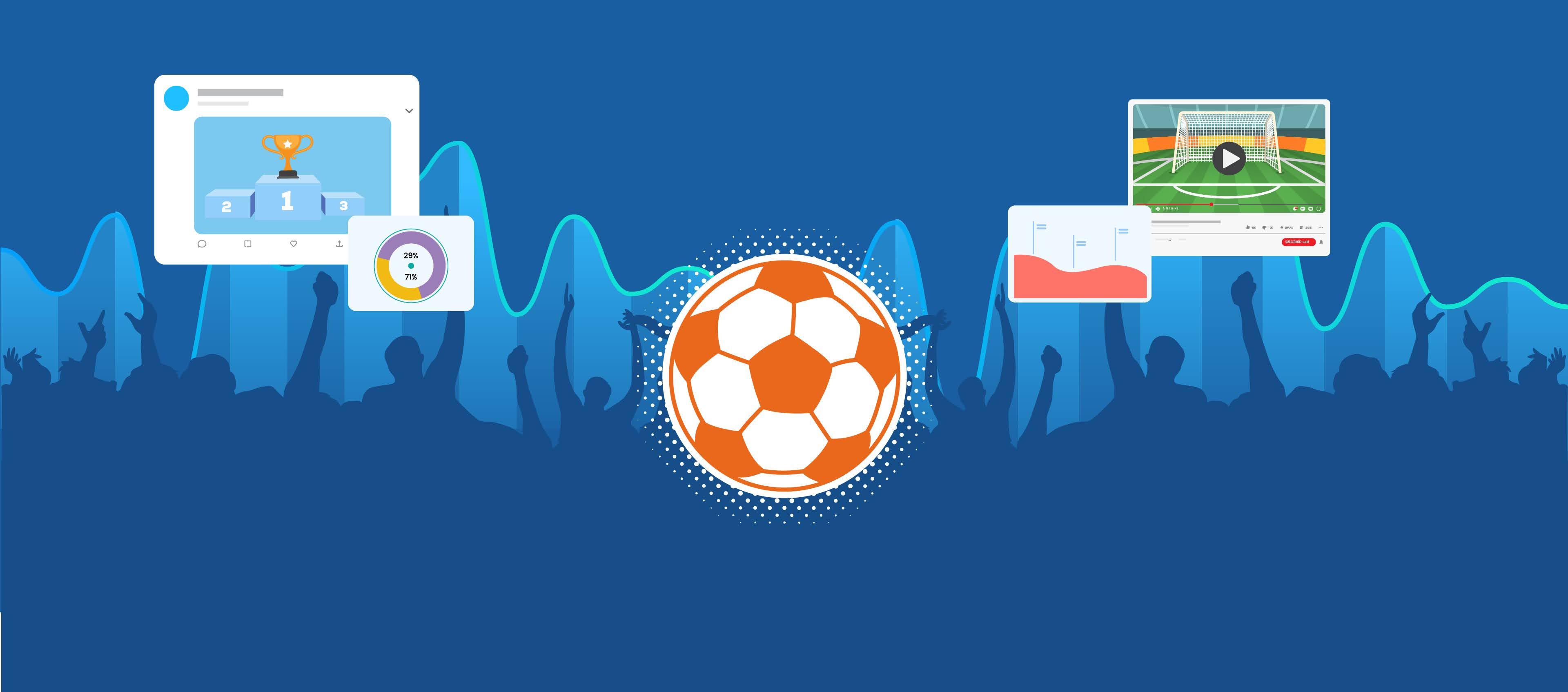 مشجعين كرة القدم